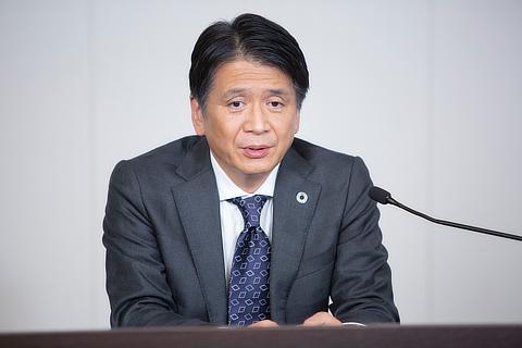 Chief Communication Officer: Jun Nagata