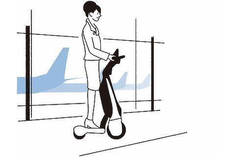使用イメージ Airport
