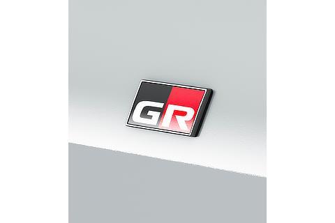 """ハイラックス Z""""GR SPORT""""専用エンブレム(サイド)"""