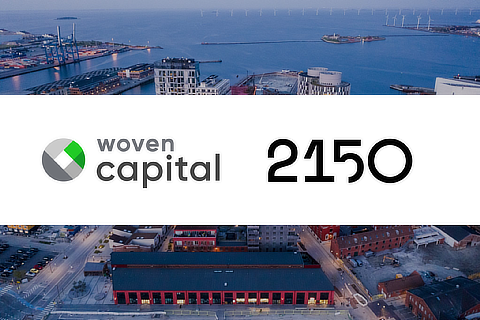 Woven Capital, 2150 Logo