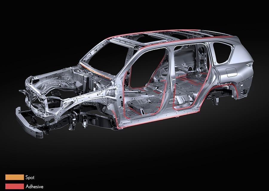 Lexus LX (Prototype)