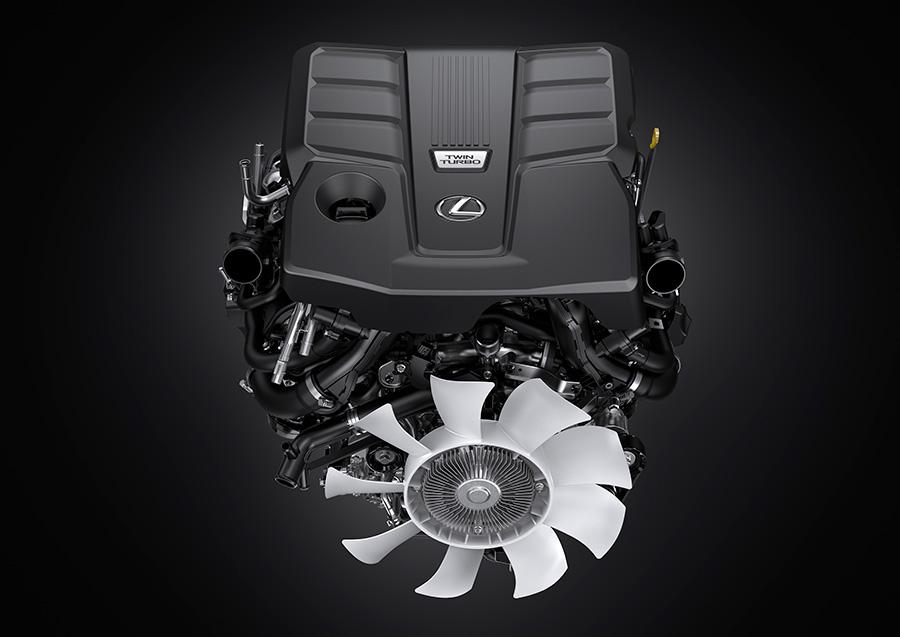Engine (Gasoline) (Prototype)