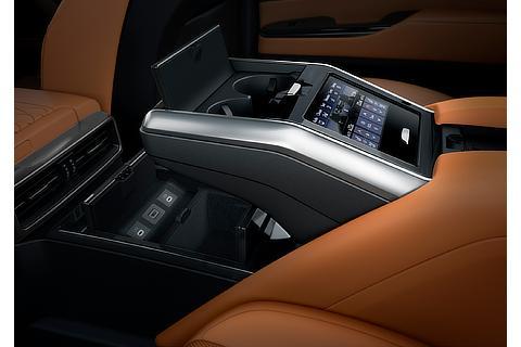 "Lexus LX ""EXECUTIVE"" Rear Console (Box Open, Prototype)"