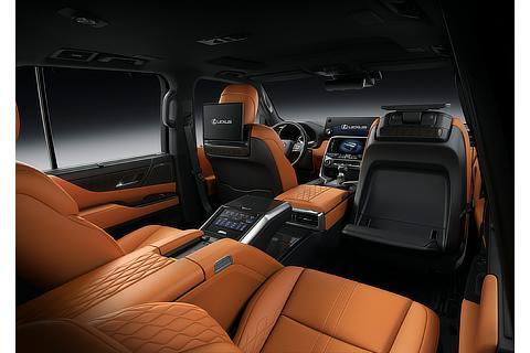"Lexus LX ""EXECUTIVE"" Rear Seat (Prototype)"