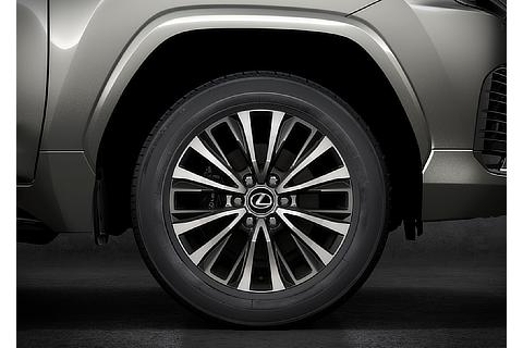 Lexus LX 20inch Aluminum Wheels (Prototype)