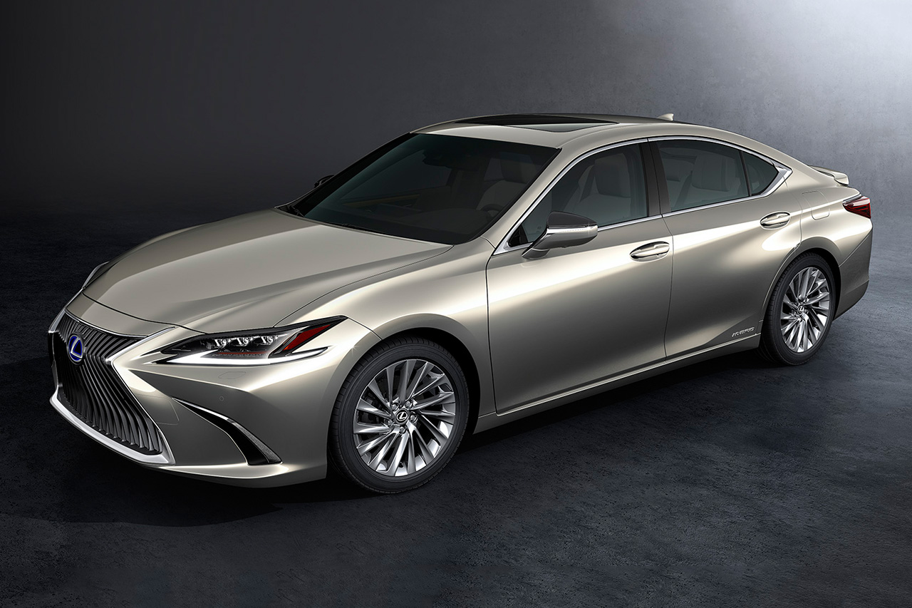 A New Level Of Performance And Sophistication The Next Generation Lexus Es