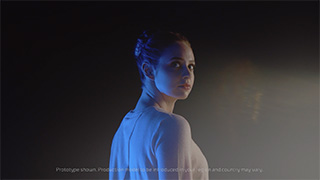 New Corolla in motion (models vary by region)