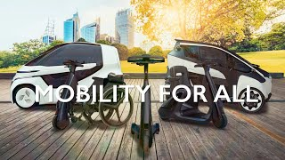 Toyota Personal Mobility