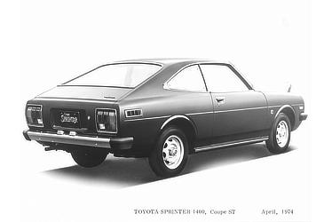 TOYOTA SPRINTER 1400, Coupe ST
