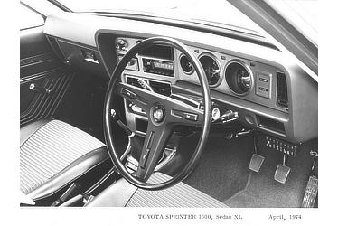TOYOTA SPRINTER 1600, Sedan XL
