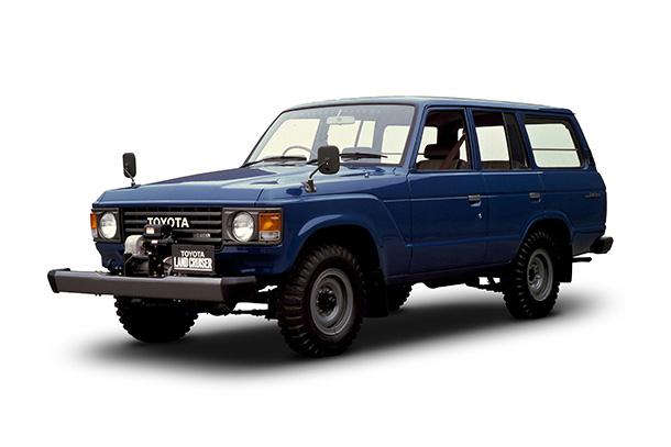 ランドクルーザー 60系 1980