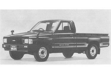HI-LUX SINGLE-CAB LONG BODY SUPER DELUXE DIESEL