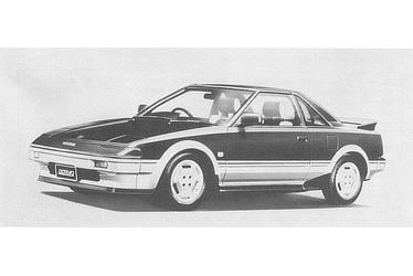 TOYOTA MR2 1600G-Limited