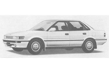 SPRINTER SEDAN 1500 SE SALOON May 1987
