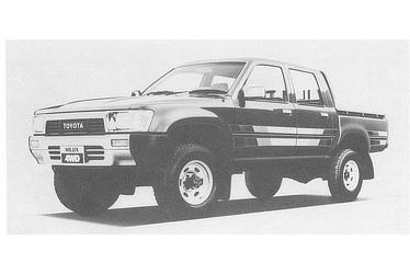 4x4 DOUBLE-CAB SSR