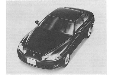 Soarer 4.0GT Limited Electro-multivision with GPS