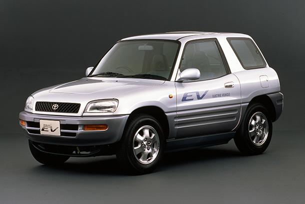 RAV4 L EV 1996