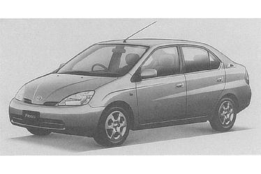 Prius S [ZA-NHW11-AEEEB]