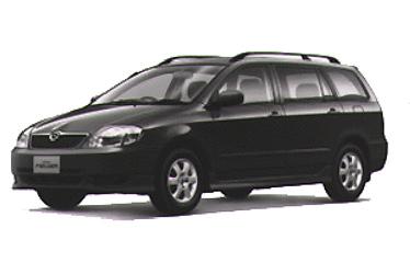 カローラ フィールダー1.8S[TA-ZZE122G-AWMEK]<オプション装着車>