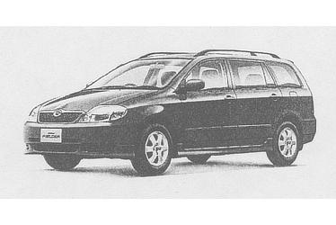 Corolla Fielder S (with options)
