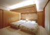 ぐっすり眠れる寝室