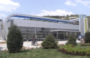 緑化交流センター外観