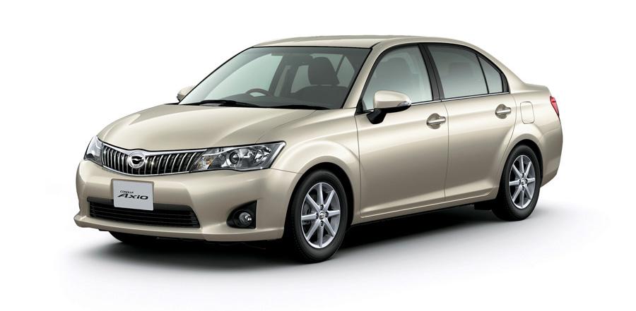 カローラアクシオ 1.5LUXEL(2WD)<オプション装着車>