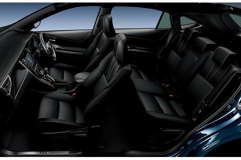 GRAND(ハイブリッド車)(内装色 : ブラック)〈オプション装着車〉