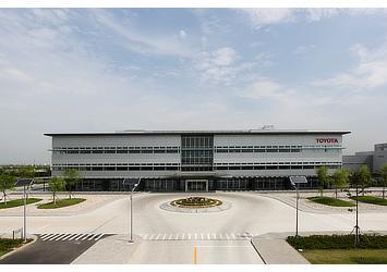 TMEC main building