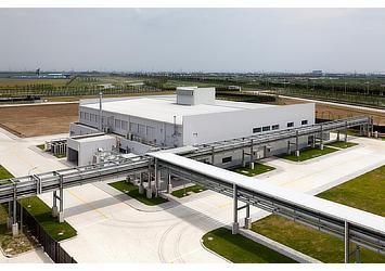 New energy testing building no.1