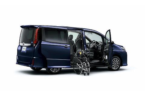 ウェルキャブフレンドマチック取付用専用車[ウェルライド]Si (2WD) (ダークバイオレッドマイカメタリック)〈オプション装着車〉