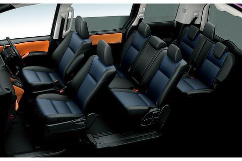 ZS (8人乗り・2WD) (設定色 : オレンジ&ブラック) 〈オプション装着車〉