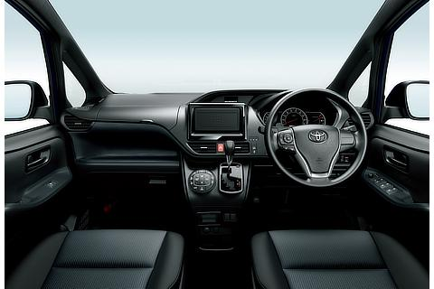 V (ハイブリッド車) (内装色 : ダークブルー&ブラック) 〈オプション装着車〉