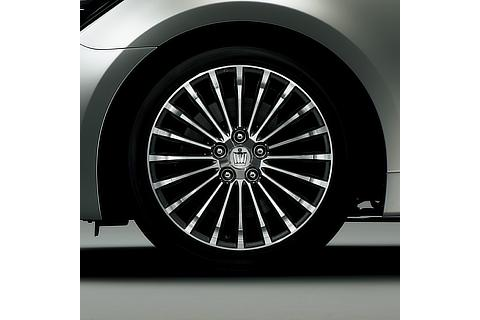 225/45R18 91Wタイヤ+18×8Jアルミホイール(ダイヤモンドカット+グレーメタリック)