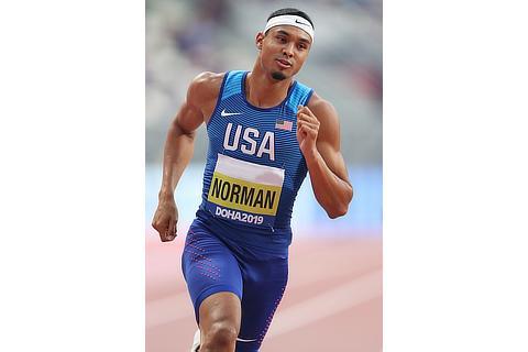 Michael Norman