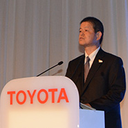 Hirohisa Kishi, Executive Vice President, Power Train Company