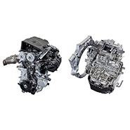 "Toyota Develops TNGA-based Powertrain Units for Smooth, Responsive, ""As Desired"" Driving"