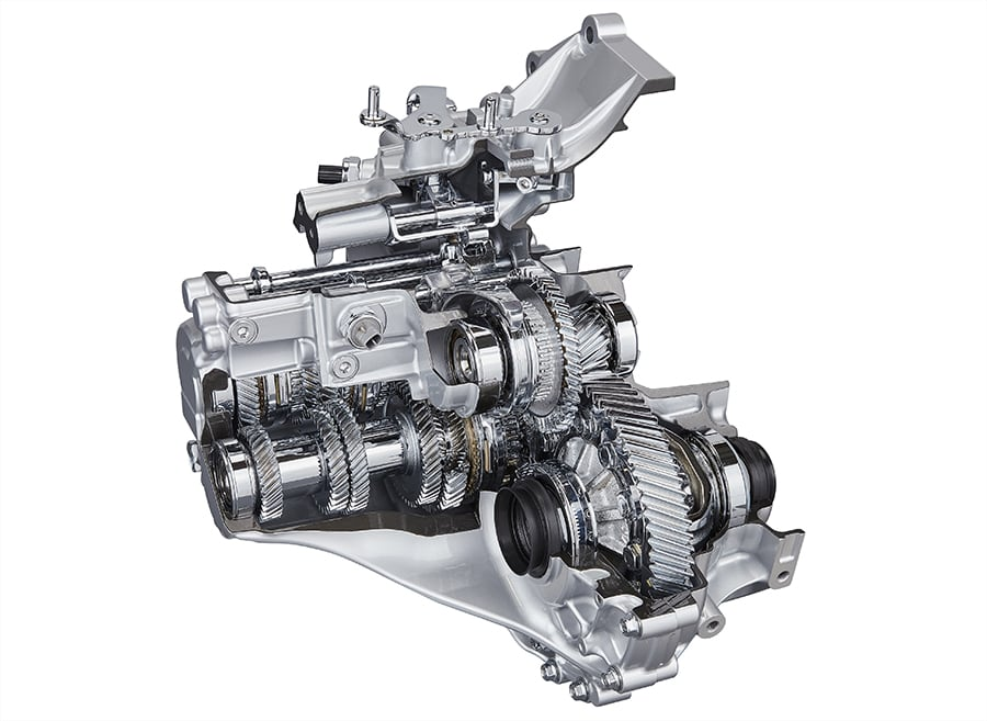 New 6-speed Manual Transmission (6MT) | Toyota's New