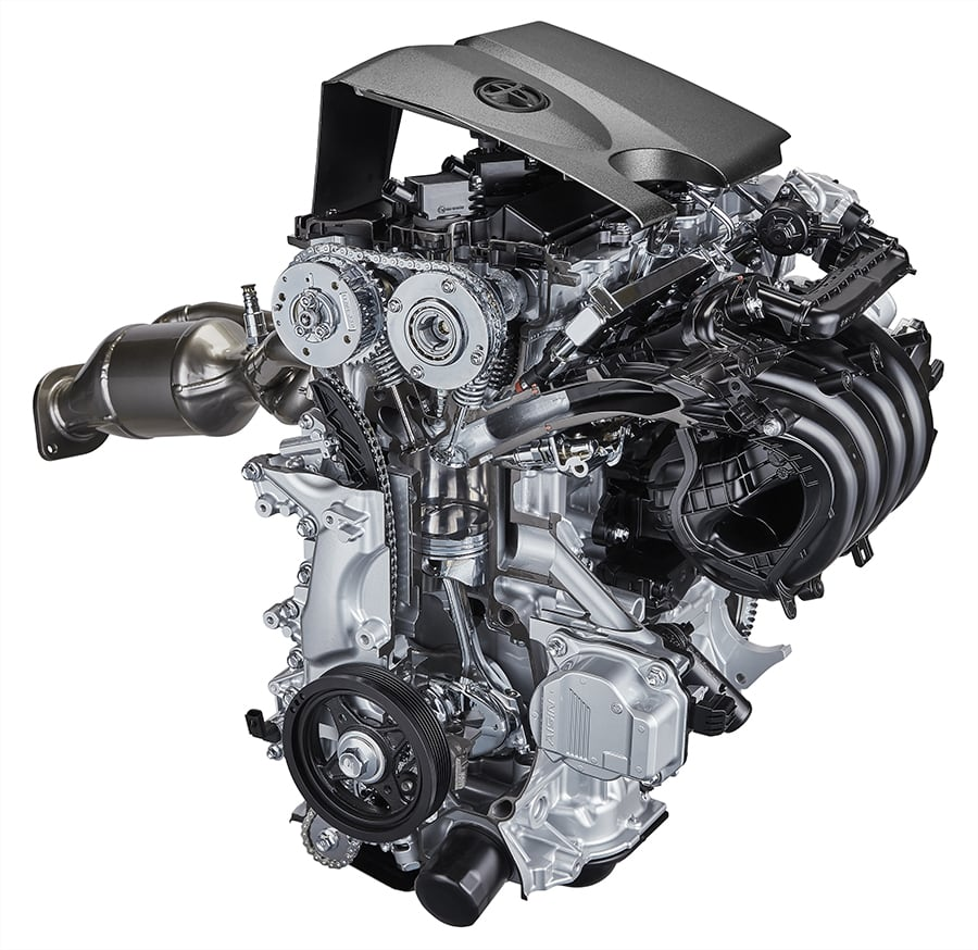 2 0 Liter Dynamic Force Engine A New Direct Injection