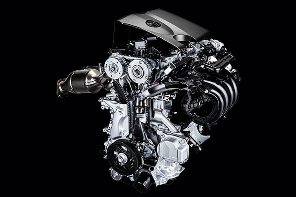 2.0-liter Dynamic Force Engine, a New 2.0-liter Direct-injection, Inline 4-cylinder Gasoline Engine