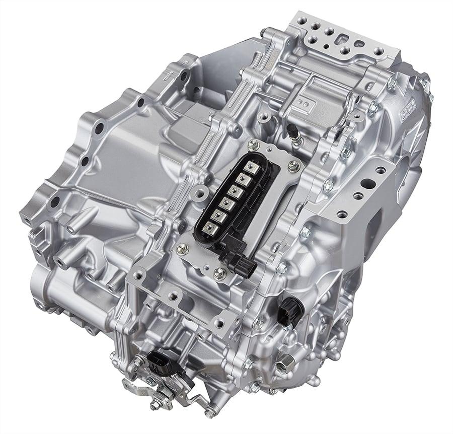 2.0-liter Toyota Hybrid System (THS II)