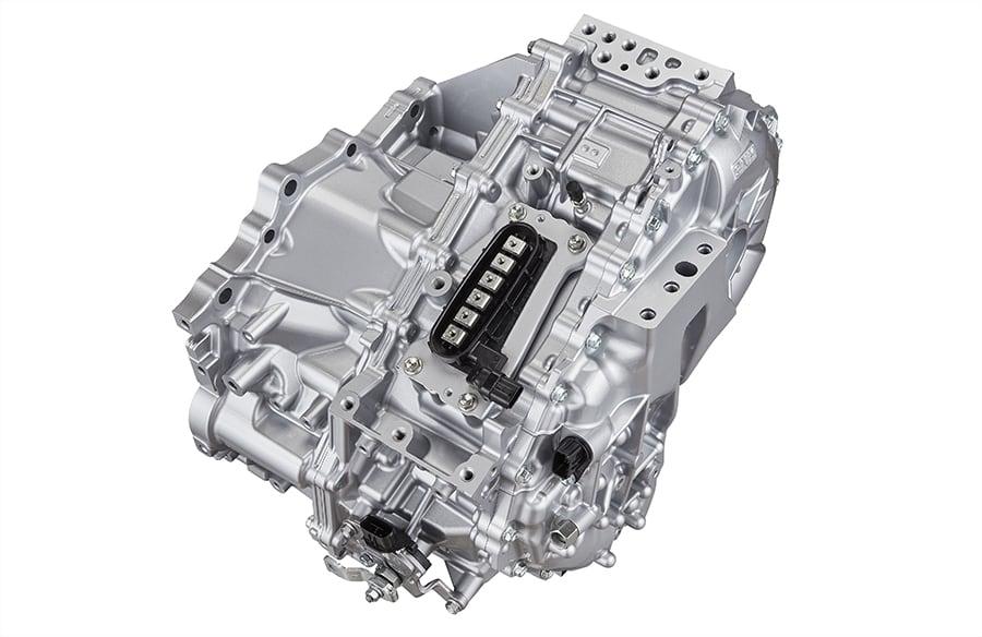 2.0-liter Toyota Hybrid System