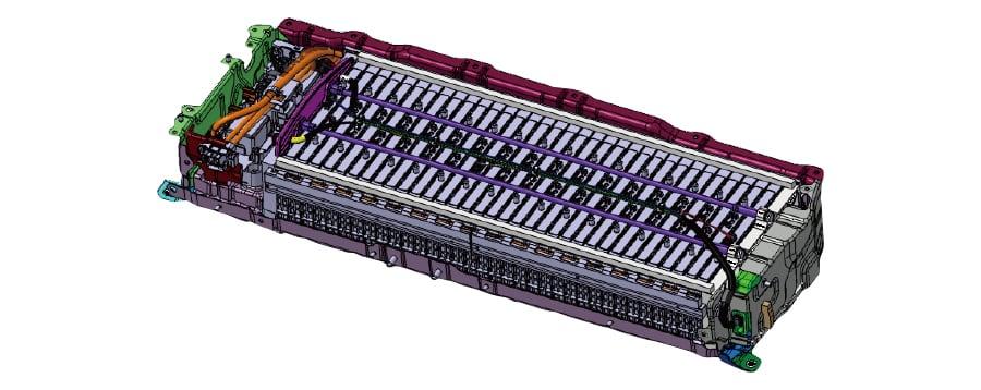 New Nickel-metal Hydride Battery
