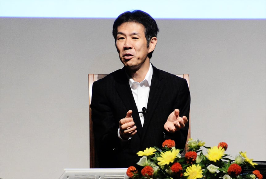 Satoshi Ogiso, member of every Prius development team since generation one