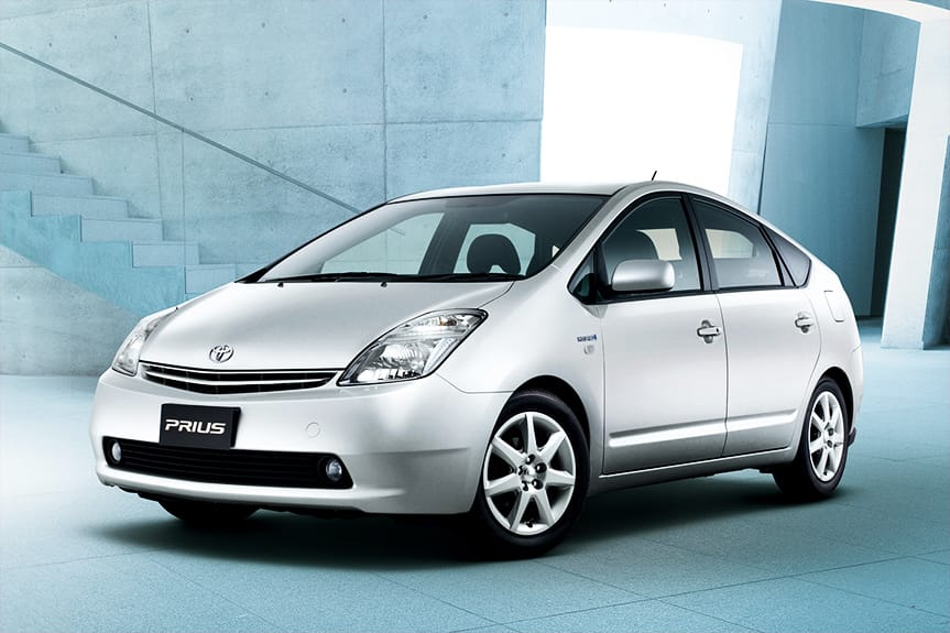 Second-generation Toyota Prius