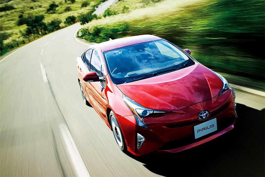 Fourth-generation Toyota Prius