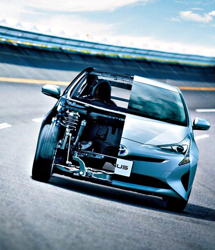 Toyota Prius 4th Generation: Fourth-generation Prius 2015-
