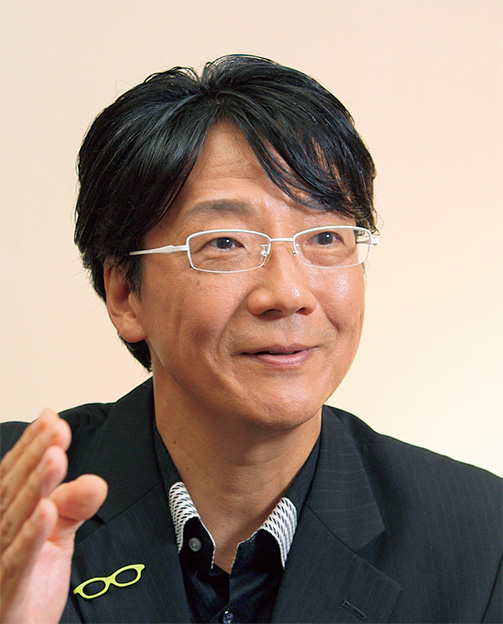 Chief Engineer of the Product Planning Group Koji Toyoshima