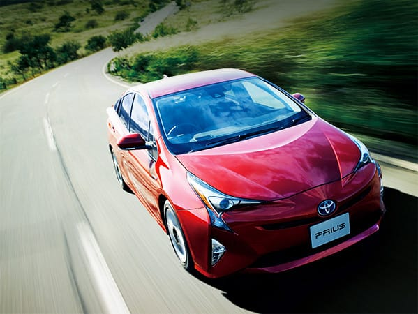 Fourth Generation Prius 2015 Toyota Motor Corporation Official Global Website