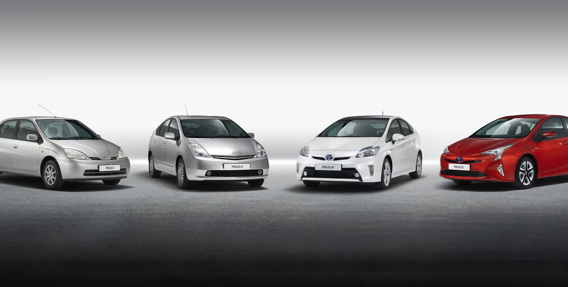 The evolution of the Prius